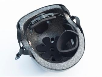 Dětský helma ČERVENÁ- GOOGLE, velikost M 4