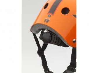 Dětský helma ČERVENÁ- GOOGLE, velikost M 6