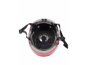Dětská helma ČERVENÁ -GOOGLE, velikost S 2