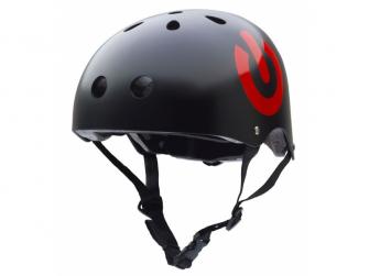 Dětská helma ČERNÁ -ON/OFF, velikost M 2