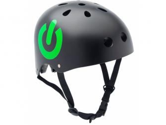 Dětská helma ČERNÁ -ON/OFF, velikost S