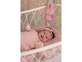 Hrající miffy pink babyrib 3