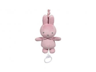 Hrající miffy pink babyrib