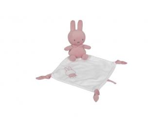Muchlák miffy pink babyrib