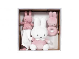 Dárkový set miffy pink babyrib 2