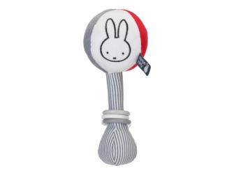 Chrastítko balónek Miffy Fun at sea