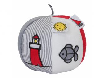 Chrastící balónek Miffy Fun at sea