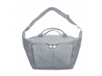 Celodenní přebalovací taška PLUS, Grey