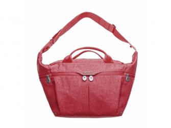 Celodenní přebalovací taška PLUS, Red