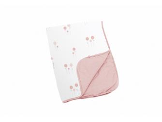Dream bavlněná deka 2020 Lollypop pink 75x100
