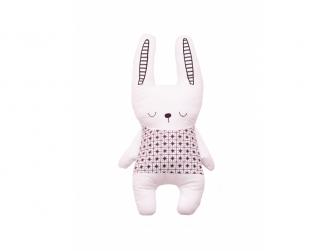 Měkký polštářek králíček