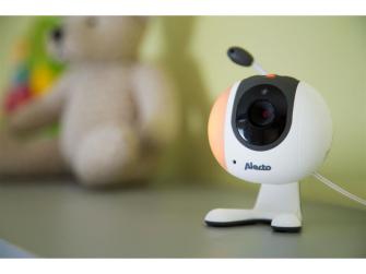 """Dětská chůvička s kamerou a dotykovým displejem (displej 3.5"""") 6"""