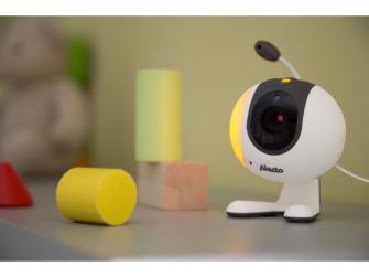 """Dětská chůvička s kamerou a dotykovým displejem (displej 3.5"""") 15"""