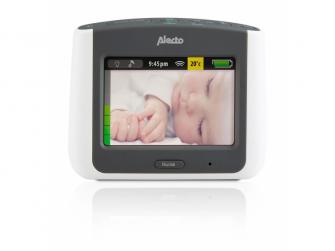 """Dětská chůvička s kamerou a dotykovým displejem (displej 3.5"""") 16"""