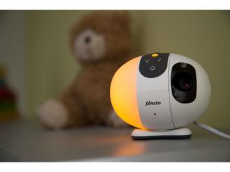 "Dětská chůvička s kamerou, dotykovým displejem a projektorem (displej 3.5"") 24"