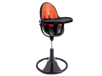 Židlička Fresco Chrome černá, bez podložky 2