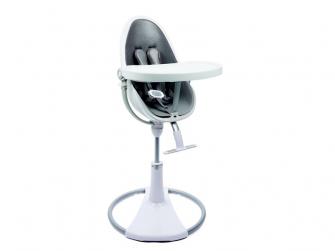 Startovací sada do židličky Fresco Chrome Diesel šedá, umělá kůže 2