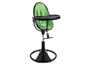 Startovací sada do židličky Fresco Chrome zelená, umělá kůže 2
