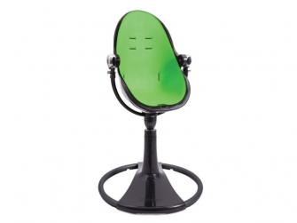 Startovací sada do židličky Fresco Chrome zelená, umělá kůže 4