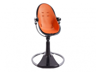 Startovací sada do židličky Fresco Chrome oranžová, umělá kůže 4
