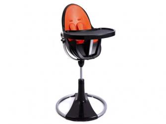Startovací sada do židličky Fresco Chrome oranžová, umělá kůže 3