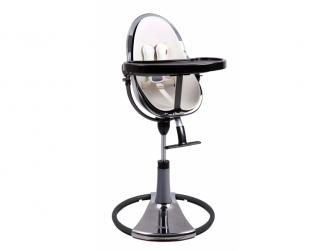 Židlička Fresco Titanium, bez podložky
