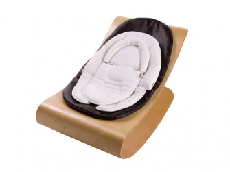 Univerzální kojenecká podložka BLOOM bílá
