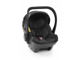 Autosedačka Shell infant JUST BLACK