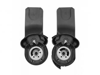 QUAIL MULTI adaptér pro autosedačku, korbu BLACK