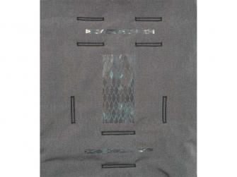 Fusak Soft 4v1 Aljaška | melír šedý 110 x 49 cm 3