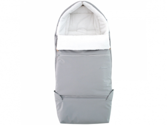 Fusak Soft DUO Magna RFX | 110 x 49 cm šedá / bílá