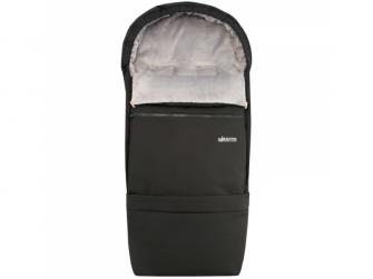 Fusak Soft 4v1 110x49 cm, černá-šedá