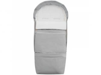 Fusak Soft 4v1 110x49 cm, šedá-bílá