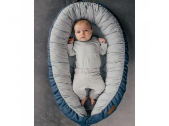 Hnízdečko pro miminka - blue