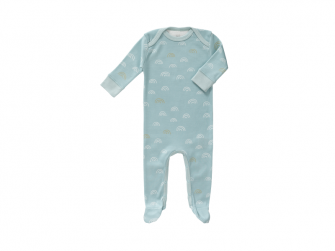 Overal Rainbow ether blue, 3-6 m