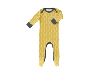 Overal Havre vintage yellow, 3-6 m