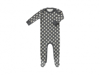 Overal Pineapple antraciet, 3-6 m