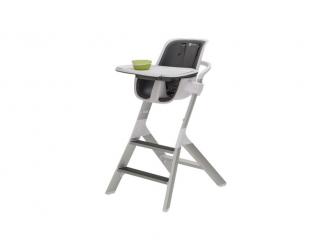 Jídelní židlička bílá 12