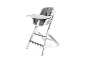 Jídelní židlička bílá