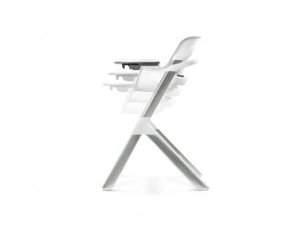 Jídelní židlička bílá 3