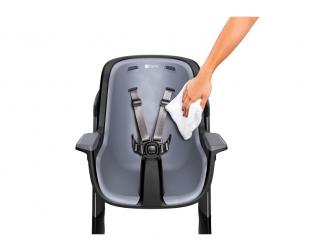 Jídelní židlička černá 5