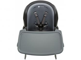 Jídelní židlička černá 4