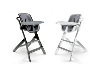 Jídelní židlička černá 6