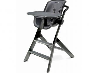 Jídelní židlička černá