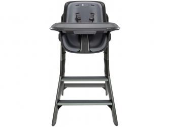 Jídelní židlička černá 2