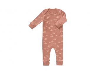 Dětské pyžamo  Birds, 0-3 m
