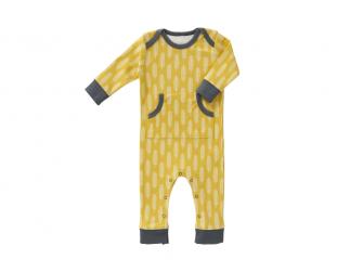 Dětské pyžamo Havre vintage yellow, 3-6 m