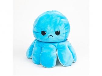 plyšová chobotnice 16cm Blue 4