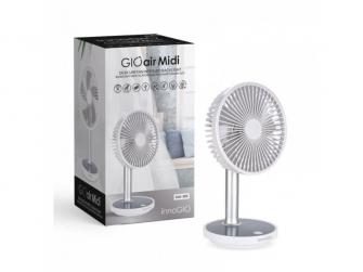 stolní USB ventilátor s podsvícením GIOair Midi