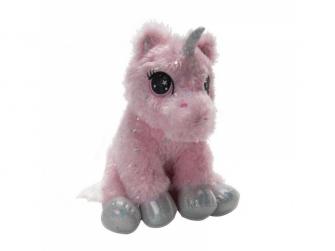 plyšová hračka UNICORN Pink 25cm